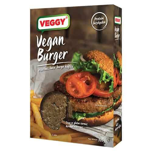 Veggy Vegan Burger
