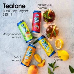 Teantone ice tea vegan